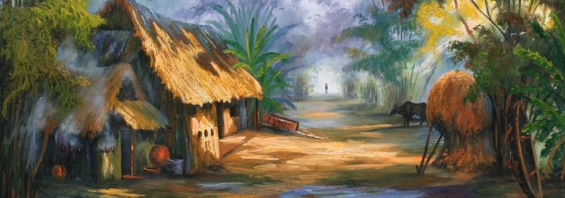 Top 6 Địa chỉ bán tranh sơn dầu đẹp nhất ở Hà Nội