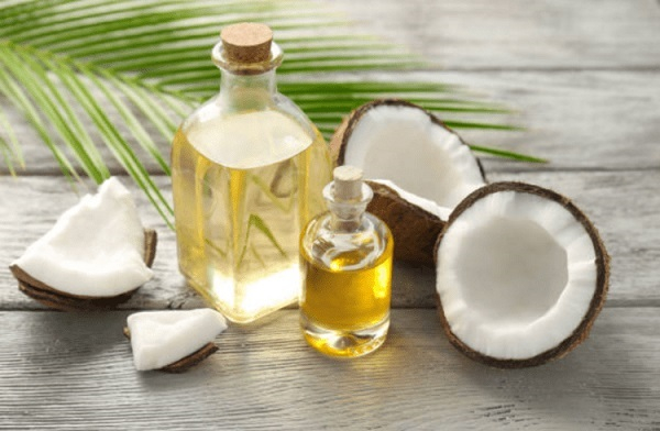 Dầu dừa còn có thể giúp điều trị viêm nang lông rất hiệu quả