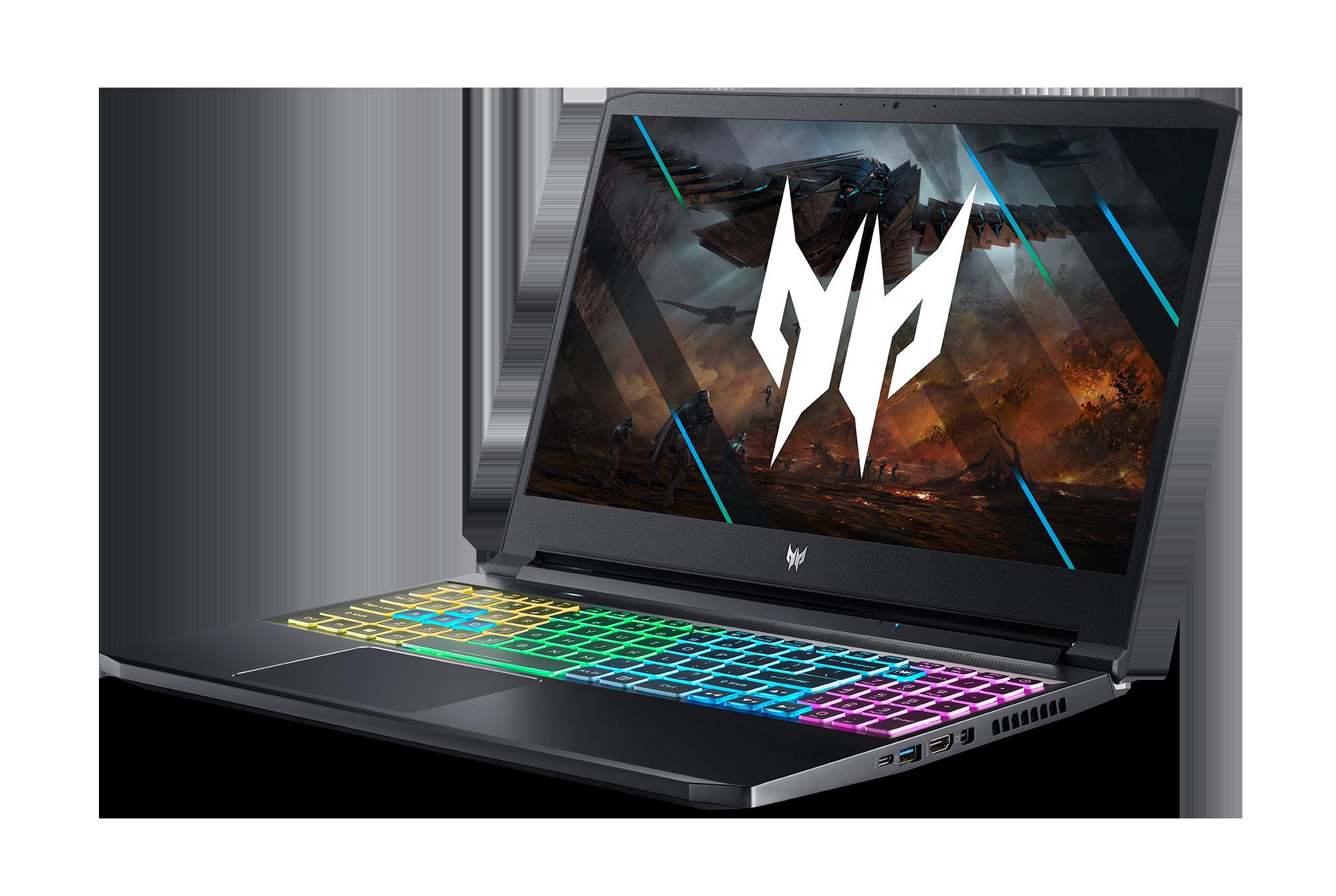 Acer ra mắt laptop cao cấp dành cho game thủ