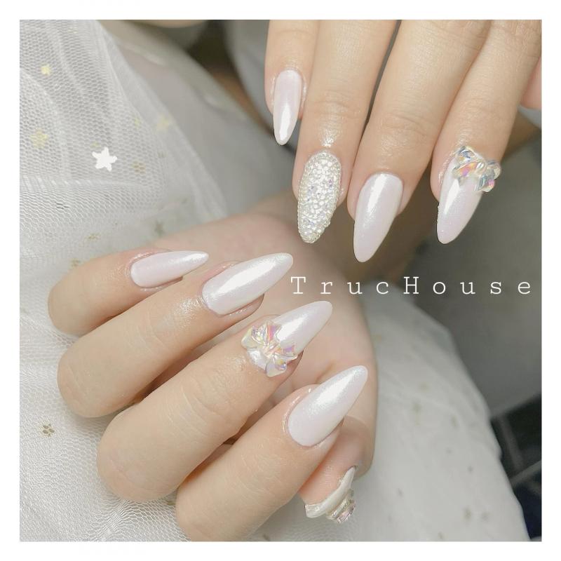 Truc House Nail có đa dạng mẫu nail để bạn lựa chọn