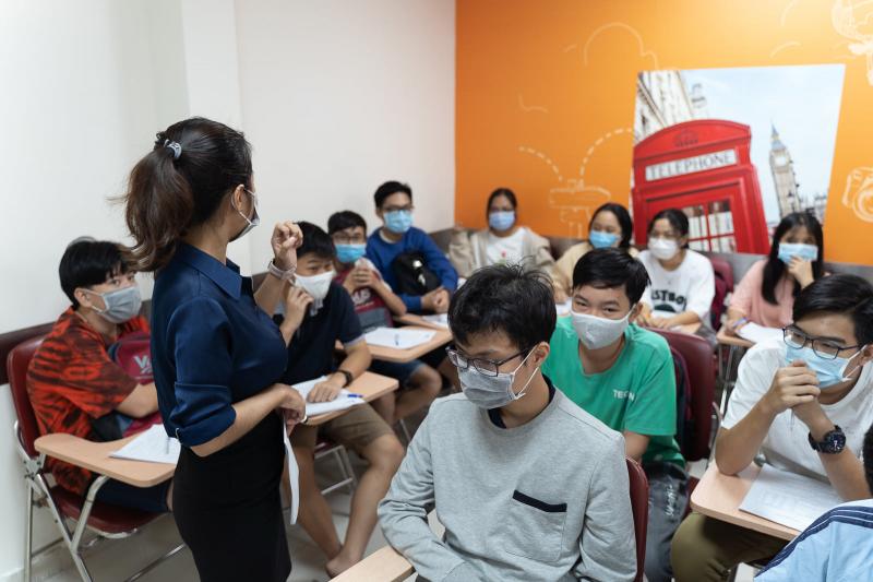 VUS - Anh văn Hội Việt Mỹ
