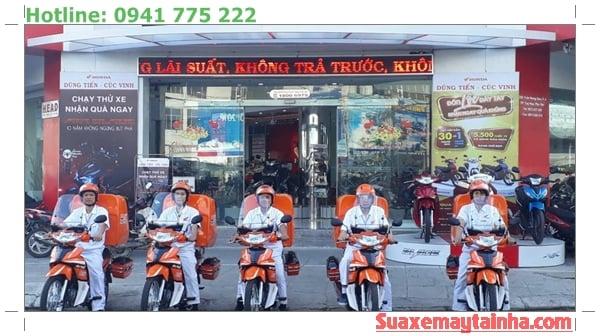 Trung tâm cứu hộ xe máy An Bình Motor
