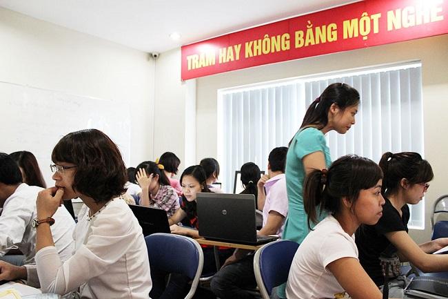Trung tâm đào tạo kế toán Thuận Việt là địa chỉ đào tạo kế toán thực hành thực tế trên bộ chứng từ thực tế của doanh nghiệp