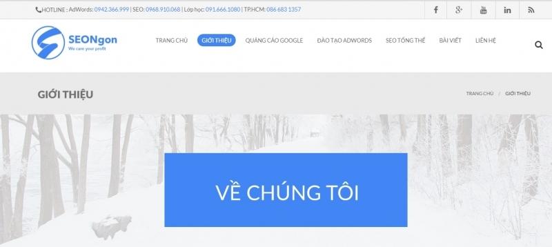 Trung tâm đào tạo marketing online SEONGON