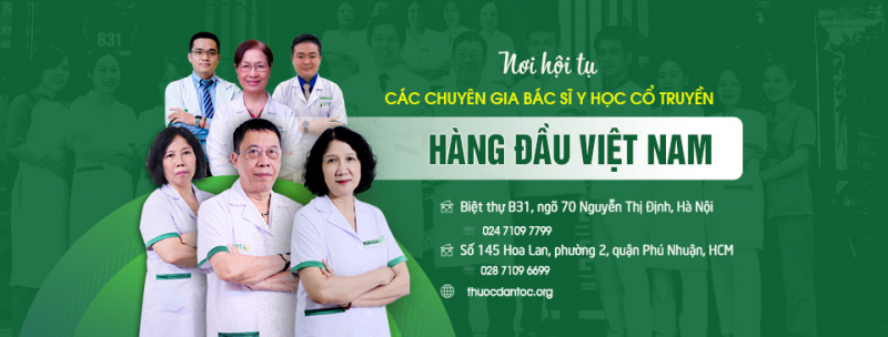 Top 6 Phòng khám Đông y nổi tiếng nhất Hà Nội