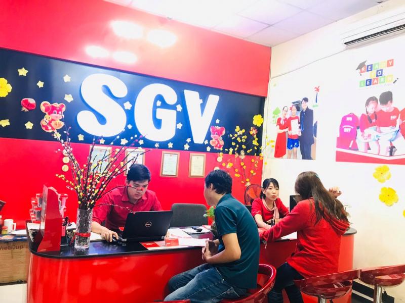 Tại Trung tâm ngoại ngữ SaiGon Vina có đa dạng chương trình đào tạo