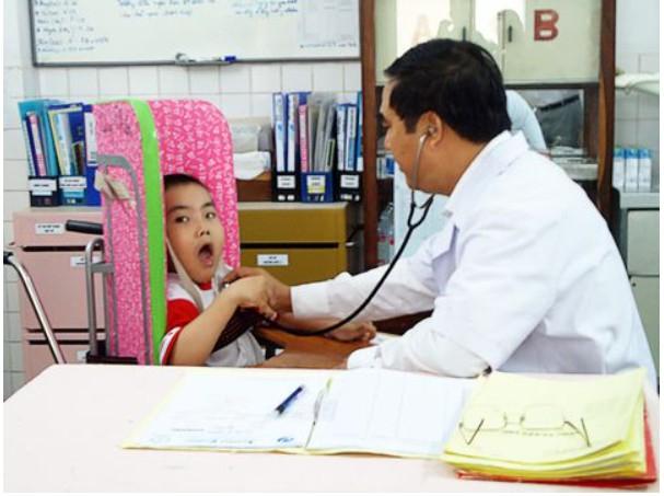 Hoạt động Phục hồi chức năng phục vụ cho tất cả các trẻ nội trú và bán trú tại Thành phố Hồ Chí Minh và khu vực phía Nam.