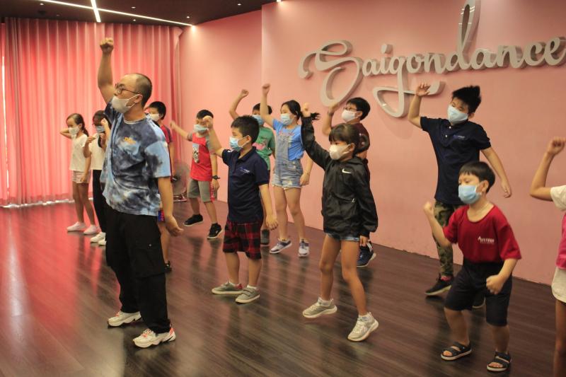 Saigon Dance đã đào tạo nên nhiều thế hệ học viên có thành tích tốt trong các bộ môn nghệ thuật