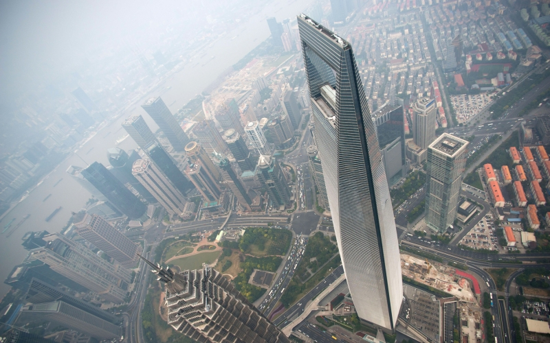 Tòa tháp chọc trời cao thứ 4 thế giới hiện nay.