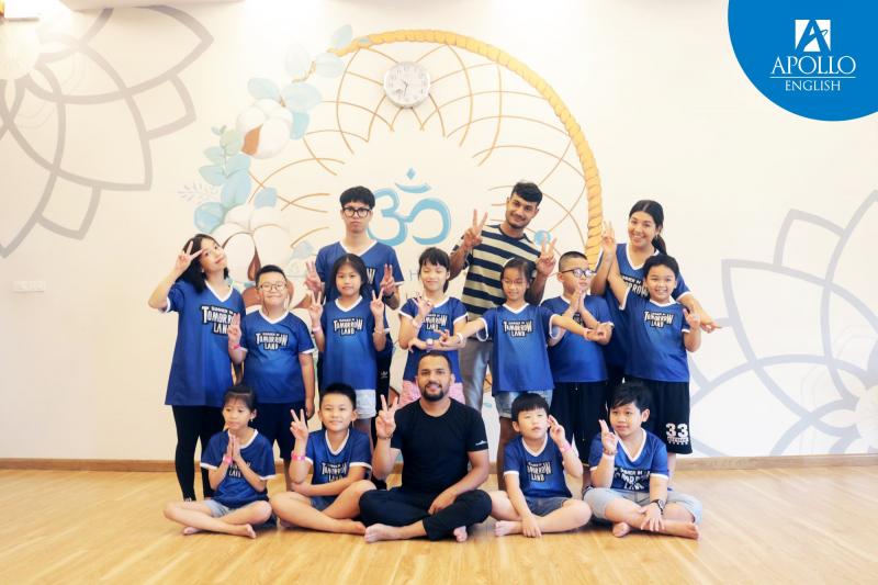 Top 7 Trung tâm tiếng Anh cho trẻ em tốt nhất ở Cầu Giấy, Hà Nội