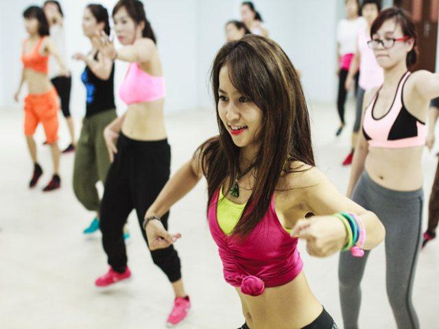 Lớp học nhảy Sexy Dance tại Trịnh Huyền Belly Dance