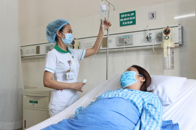 Bệnh viện Hoàn Mỹ Sài Gòn nơi đem đến cho quý khách hàng và bệnh nhân một dịch vụ điều trị và chăm sóc sức khỏe tốt nhất