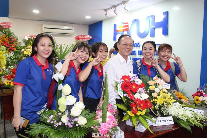 Trường đại học Hùng Vương TP.HCM