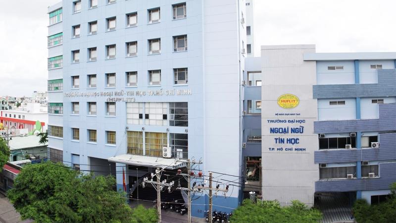 Trường đại học ngoại ngữ - tin học TP. HCM