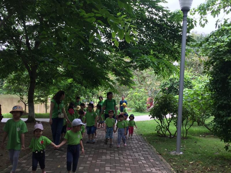 Trường mầm non quốc tế Little Einsteins
