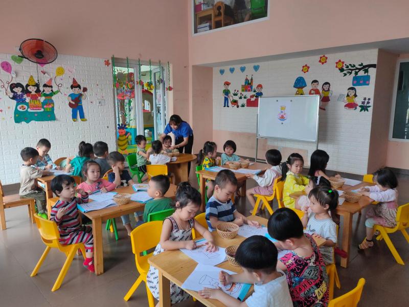 Trường mầm non Global World