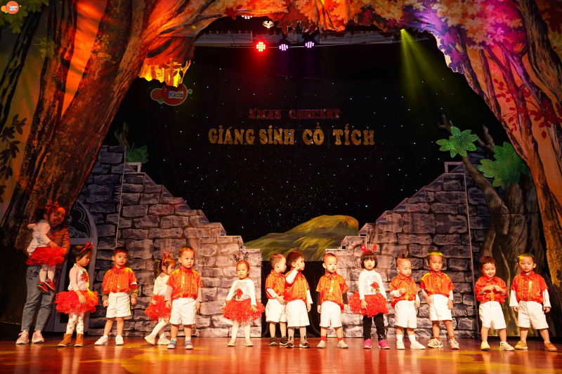 Trường mầm non Just Kids