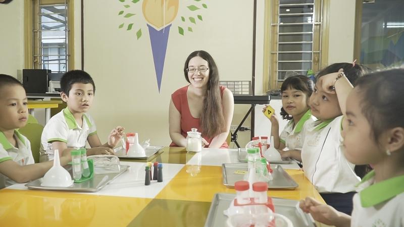 Trường mầm non quốc tế Helen Garvis