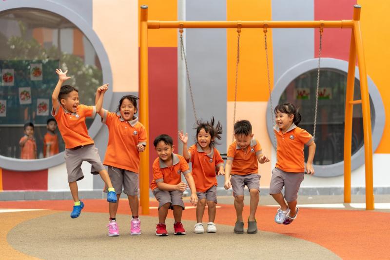 Trường mầm non quốc tế KinderWorld