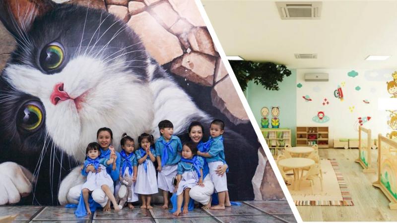 Top 10 Trường mầm non tốt nhất tại Đà Nẵng được phụ huynh tin tưởng
