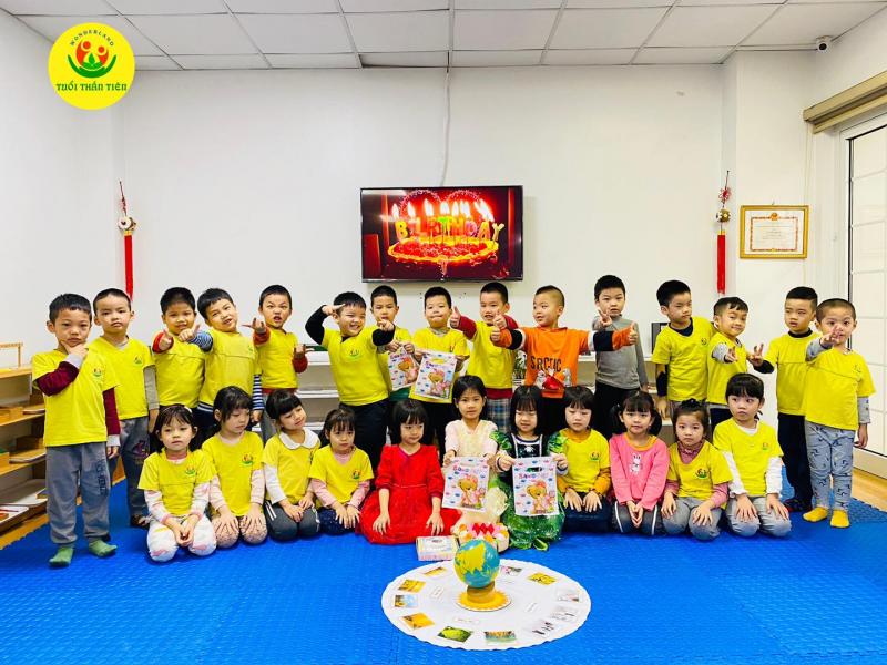 Top 6 Trường mầm non uy tín, chất lượng tốt huyện Thanh Trì, thành phố Hà Nội