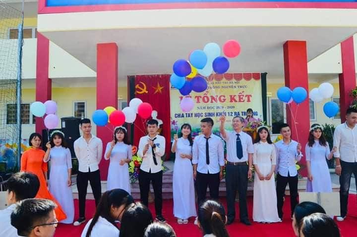 Trường Phổ Thông Nguyễn Trực-Quốc Oai