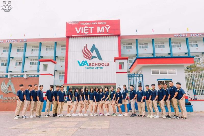 Trường Phổ thông Việt Mỹ Cần Thơ