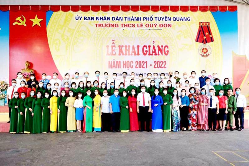 Top 5 Trường THCS tốt nhất tại tỉnh Tuyên Quang