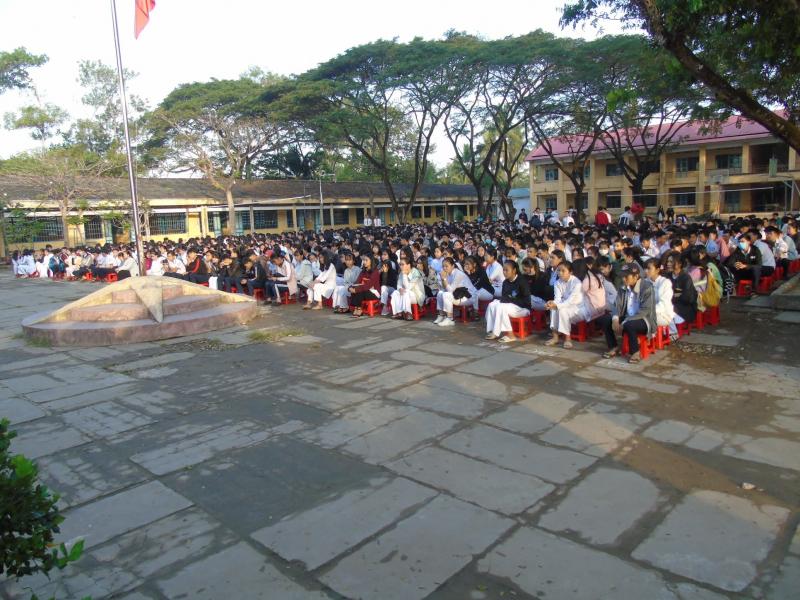 Trường THPT Kế Sách