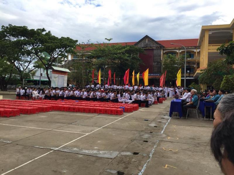 Trường THPT Mai Thanh Thế