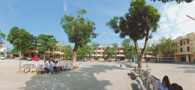 Trường THPT Minh Khai Quốc Oai