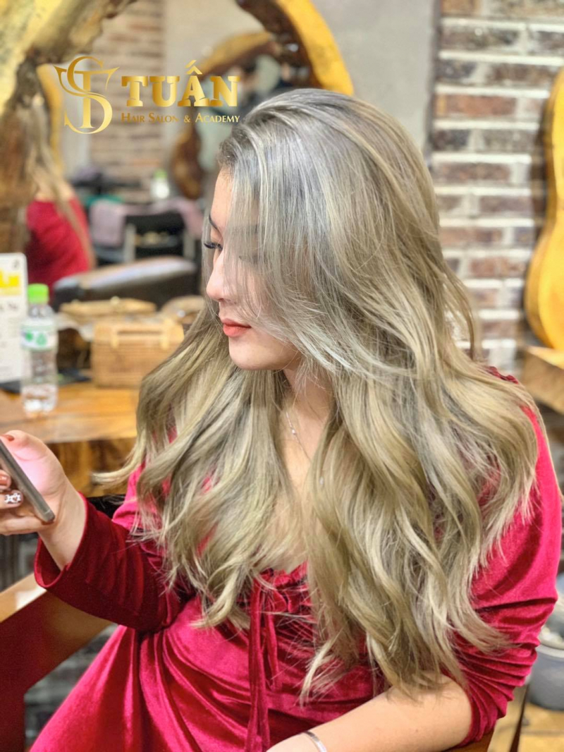 Tuấn Salon Hair