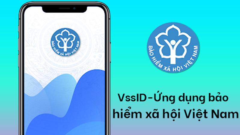 """Ứng dụng """"VssID - Bảo hiểm xã hội số"""""""