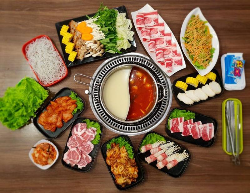 OPPA - Nướng và Lẩu Nhật Hàn
