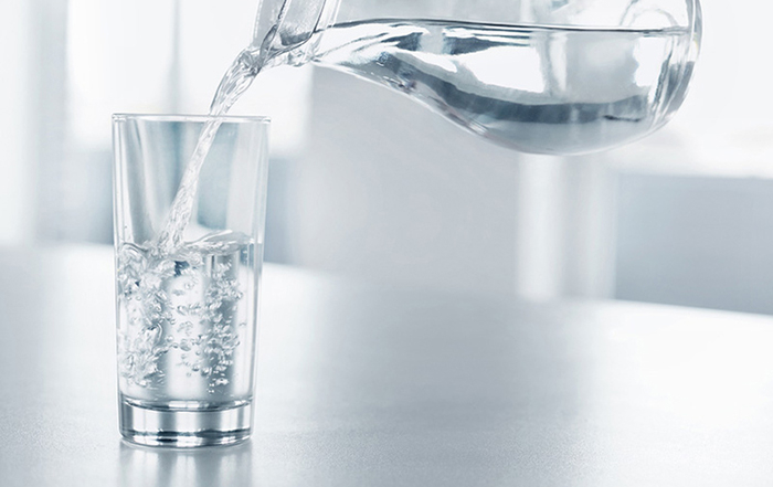 Uống nước dưỡng thận