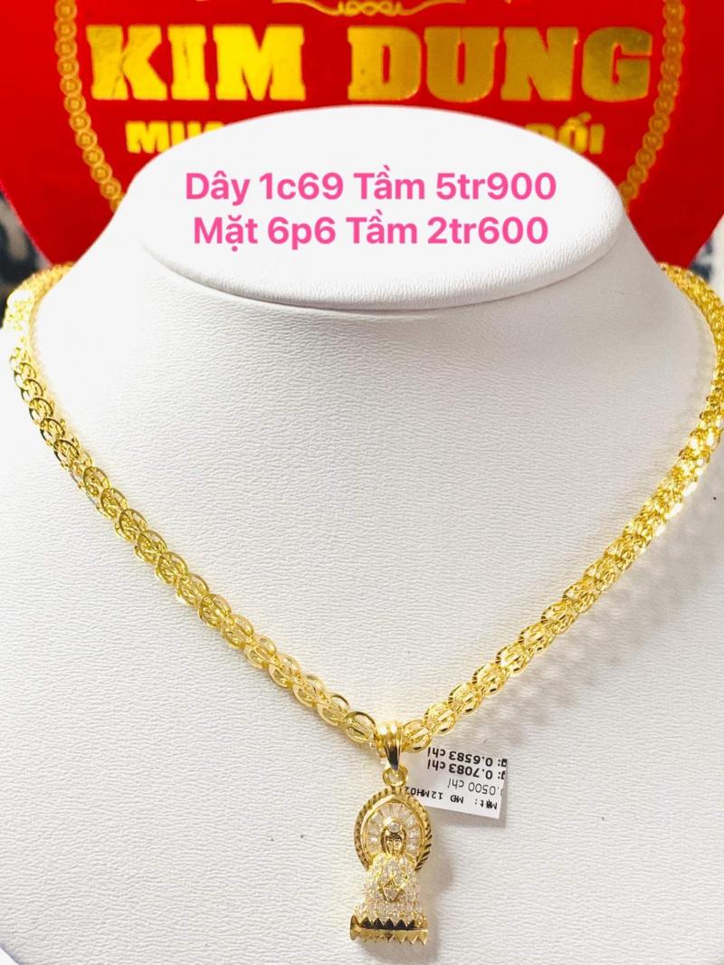 Cửa hàng Vàng Bạc Kim Dung