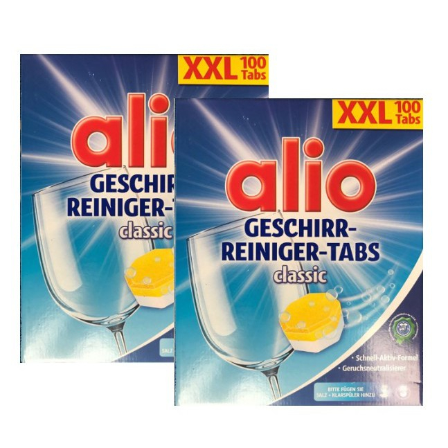 Viên rửa bát Alio classic