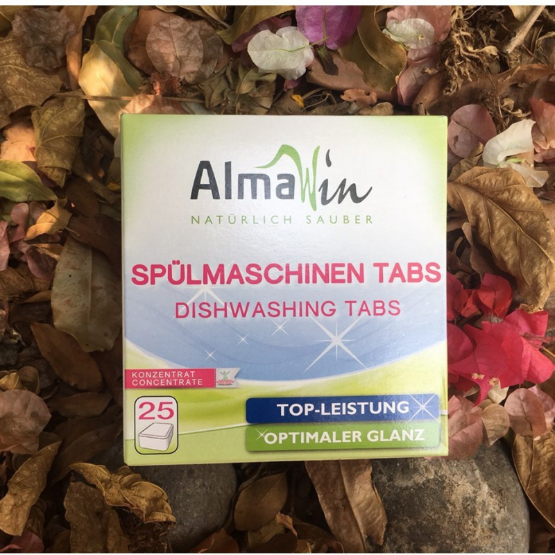 Viên rửa bát hữu cơ Almawin