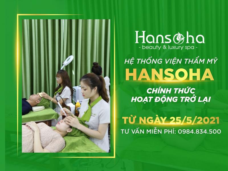 Viện Thẩm Mỹ Hansoha - Việt Trì