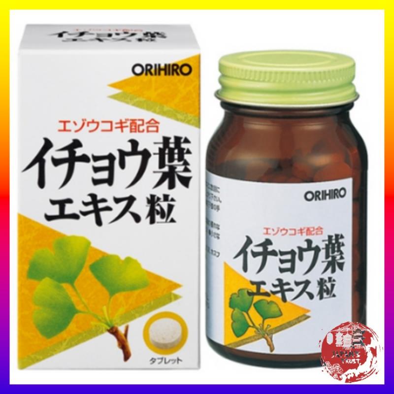 Viên uống bổ não Orihiro Ginkgo Biloba