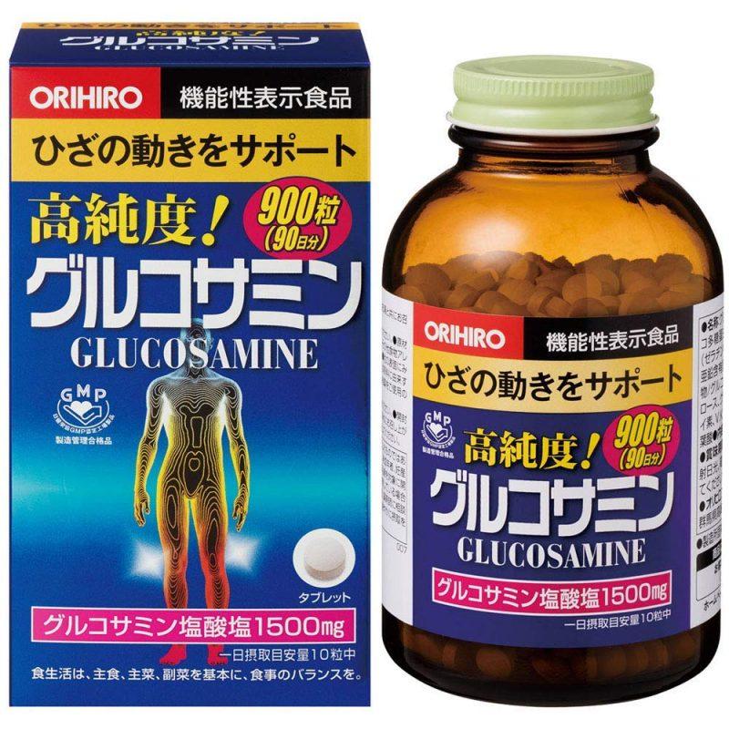 Viên uống bổ sung Glucosamine ORIHIRO