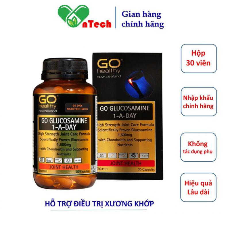 Viên uống bổ xương khớp GO Glucosamine 1 A Day