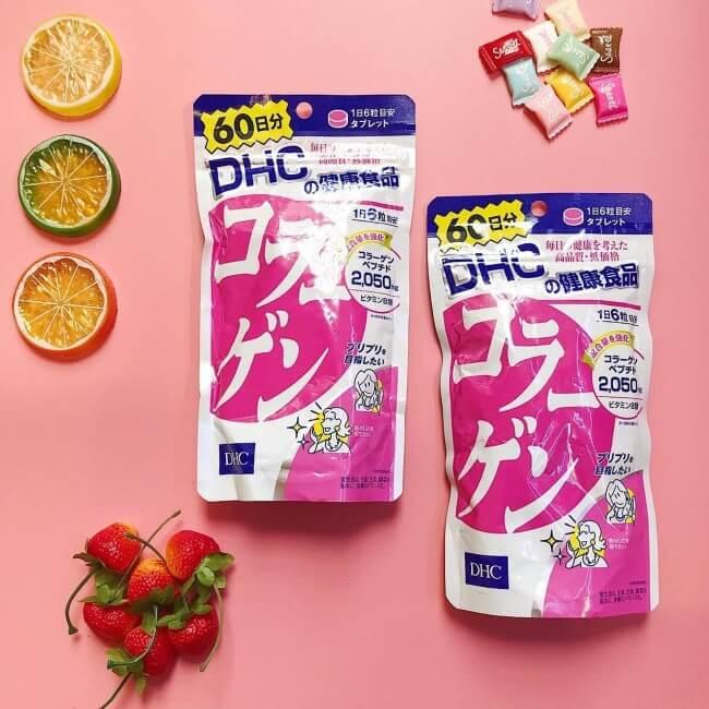 Viên uống collagen DHC Collagen
