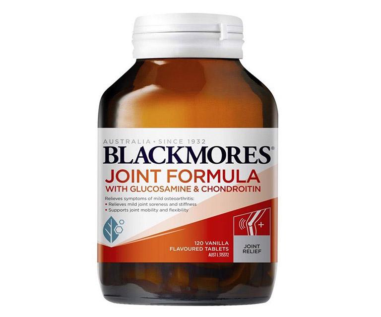Viên uống giảm đau,bổ khớp Blackmores Joint Formula Advanced