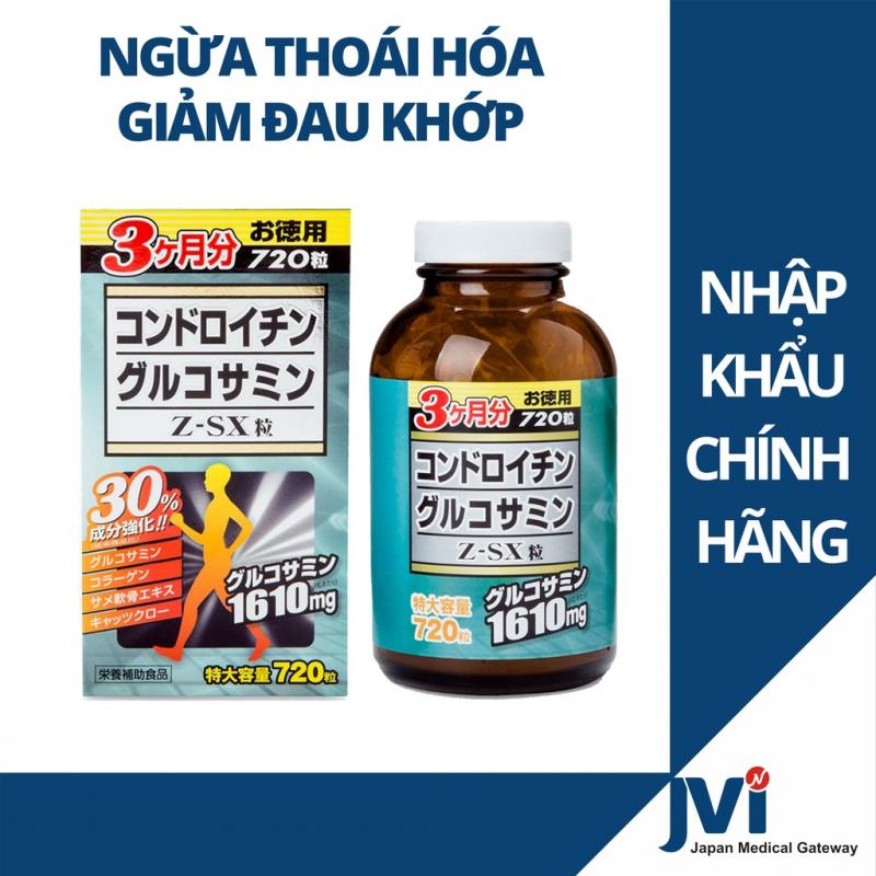 Viên uống Glucosamine Chondroitin Z-SX