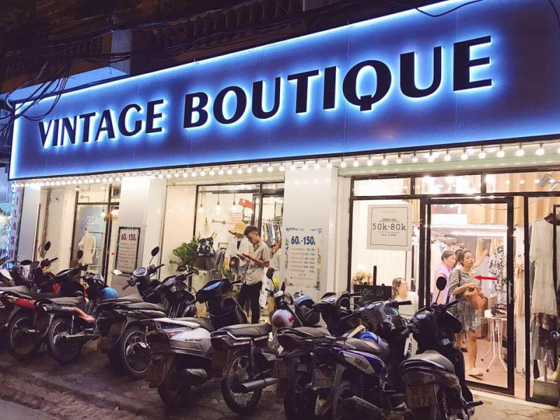 Top 11 Địa chỉ bán đồ secondhand cực chất tại Hà Nội