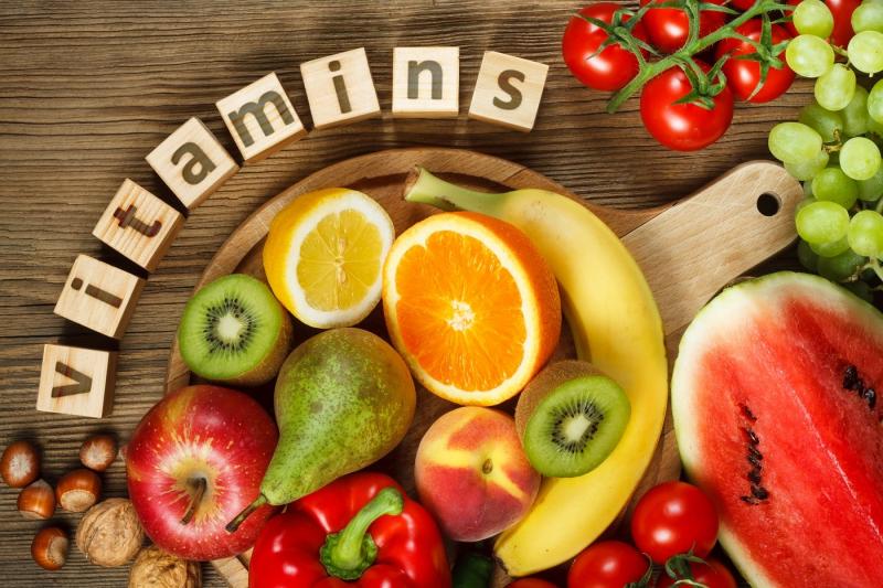 Bổ sung trái cây, rau củ để tăng cường vitamin C