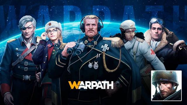 Đội hình chuẩn nhất Warpath cần có những đơn vị quân nào?