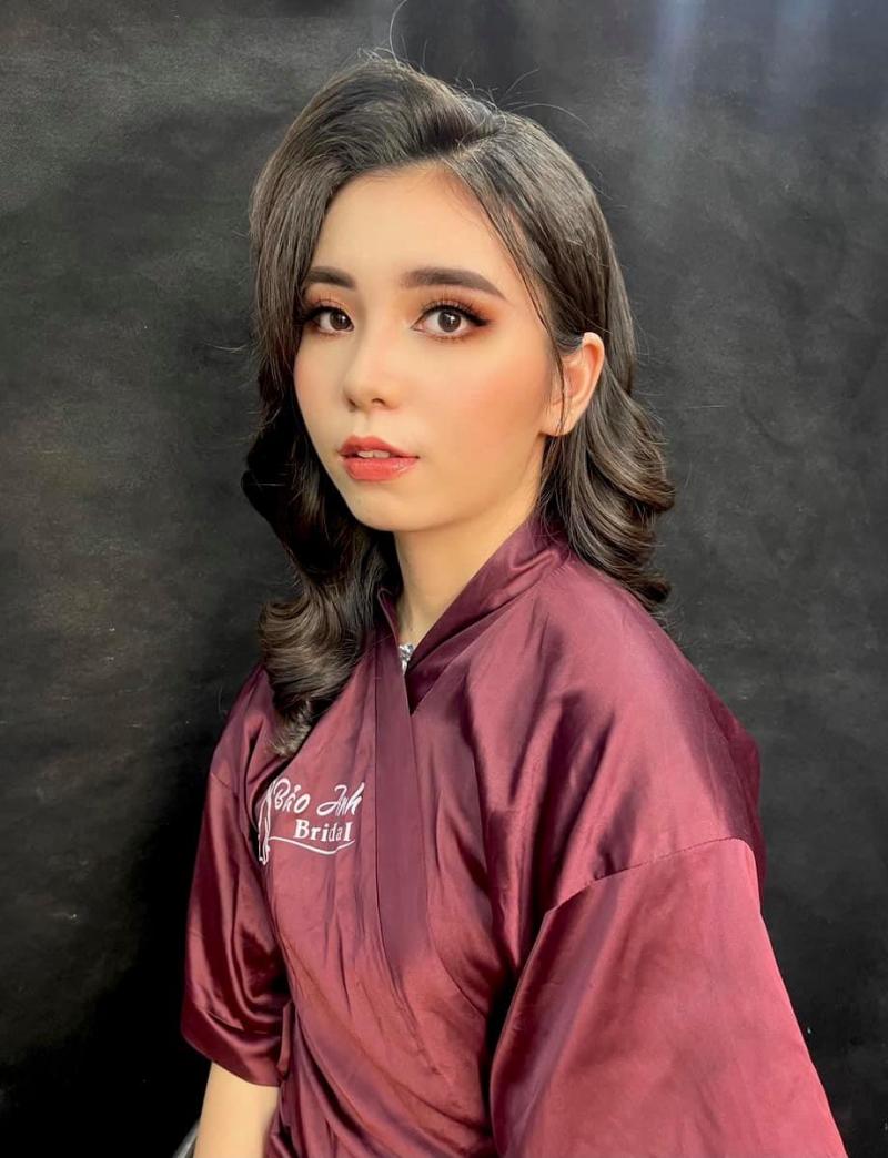 Top 7 Tiệm trang điểm cô dâu đẹp nhất An Giang