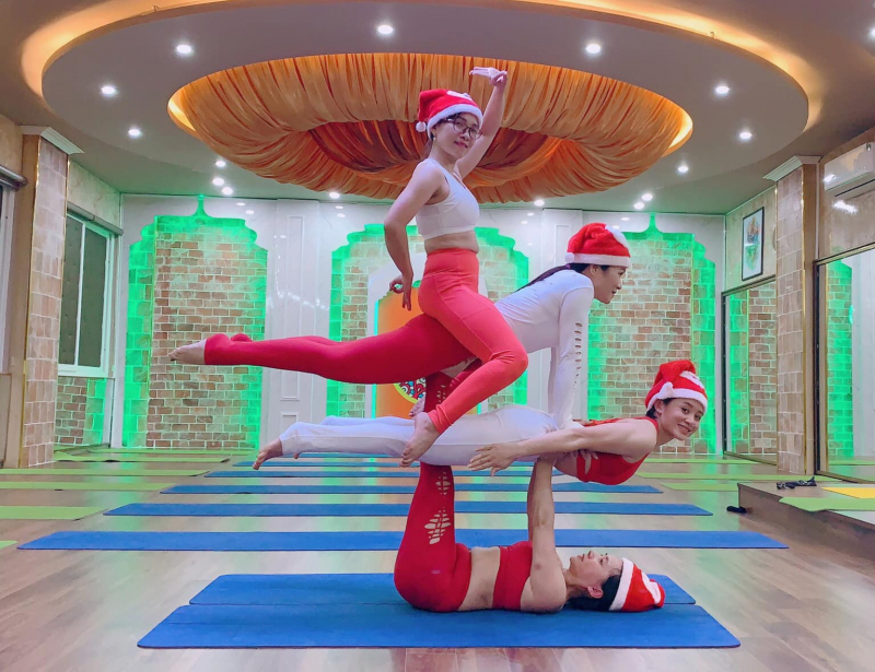 Xanh Club Fitness & Yoga Center